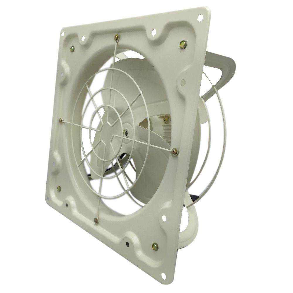 Large Industrial Exhaust Fans : Industrial plate extractor ventilation fan with without